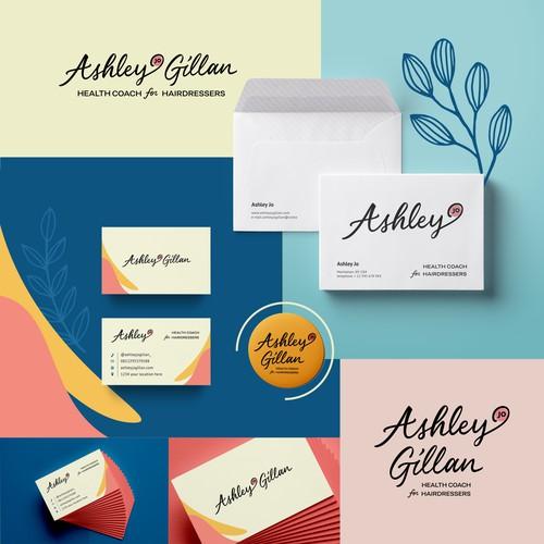 Ashley jo Gillan. health coach for hairdressers