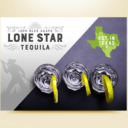 Trade Show Banner - Tequila Brand