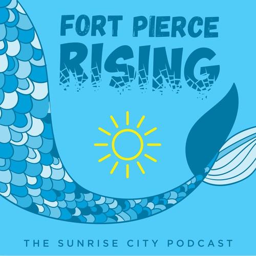 Podcast Design for The Sunrise City Florida