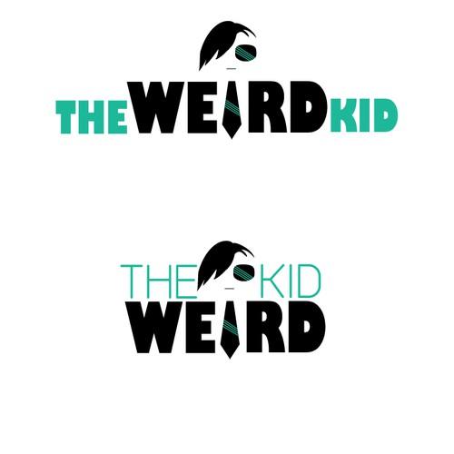 logo for The Weird Kid