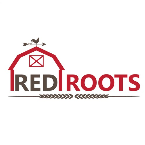 Create the next logo for RedRoots