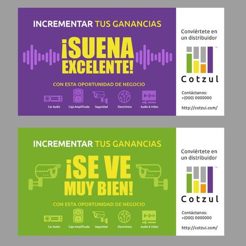 Banners digitales