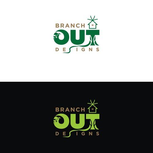 Creative logo for Home Furnishing