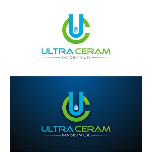 Create a stand out logo for a unique water filter