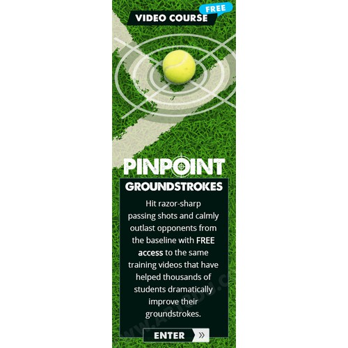 Pinpoint Groundstrokes