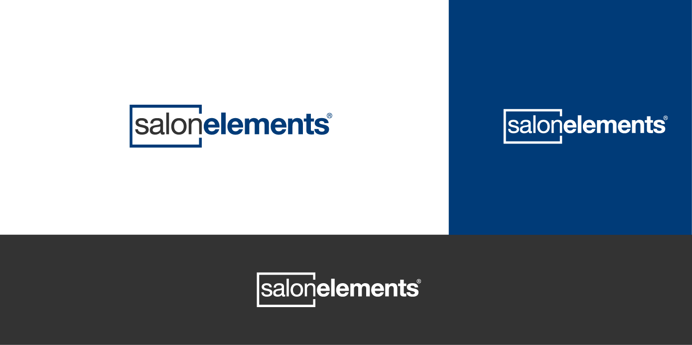 Create the next logo for salon elements