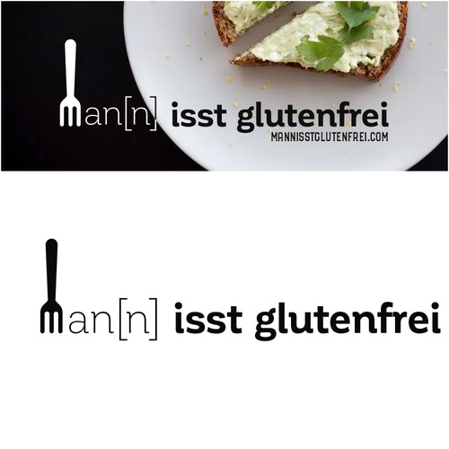 Logo Design for a German food blogger