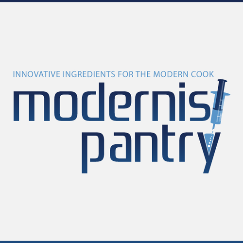 **Create a NEW Logo for Modernist Pantry**