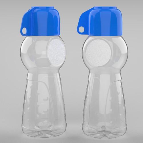 Water Bottle Design for Kids