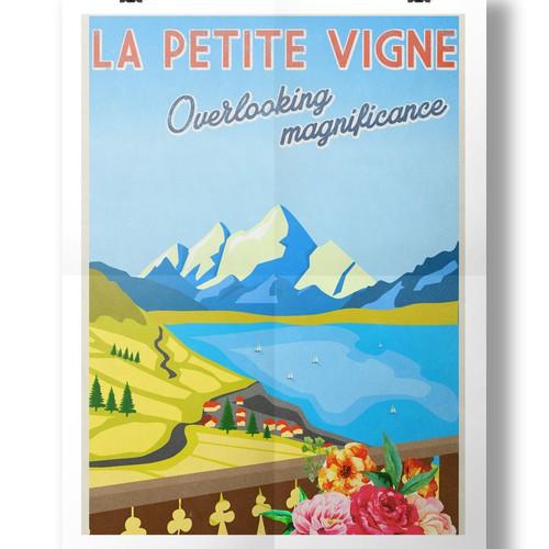 Poster for La Petite Vigne
