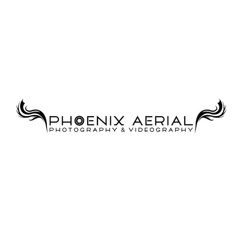 Logo for Phoenix Aerial
