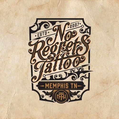 No Regrets Tattoo