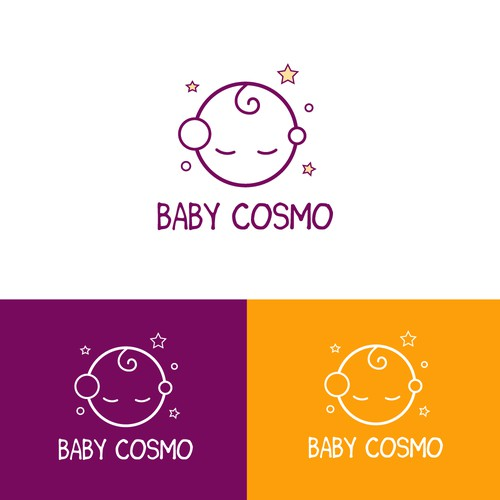 Baby Cosmo Logo