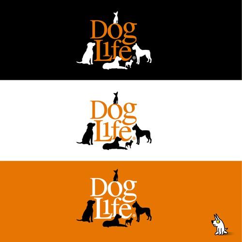 Logo for Dog Life