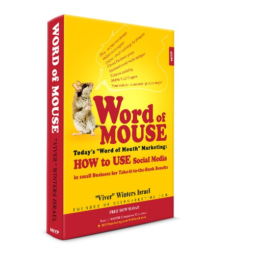 Word of mouse Book Cover