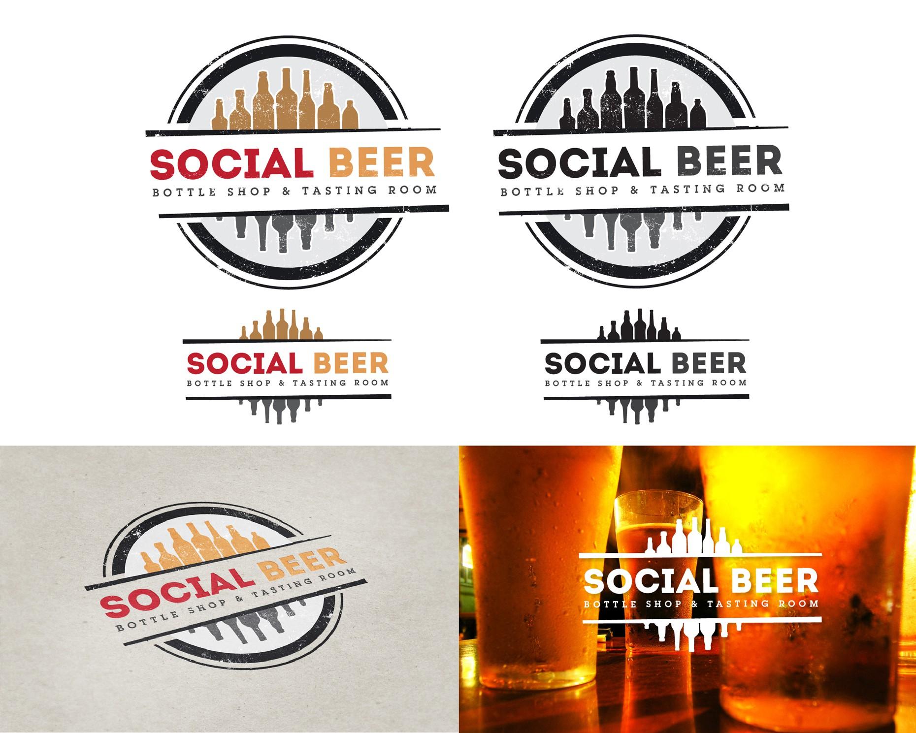 Help Social Beer create a fresh new logo! Bottle Shop & Tasting Room in Honolulu