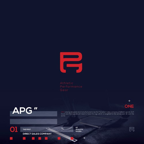 APG Logo Design