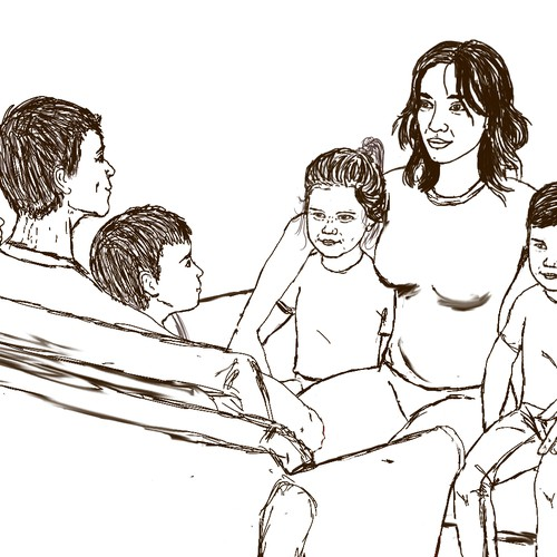 Create the most love between a couple and their inner children