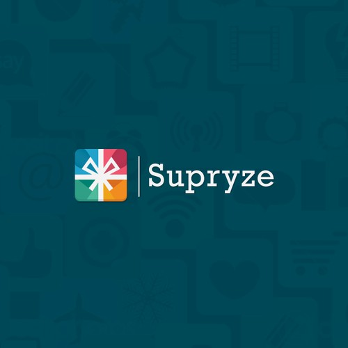 App logo for Supryze
