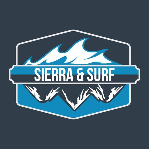 Sierra & Surf Logo