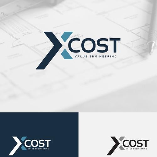 Xcost value - Value Engineering Logo