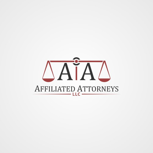 Logo Concept for Affiliated Attoryneys