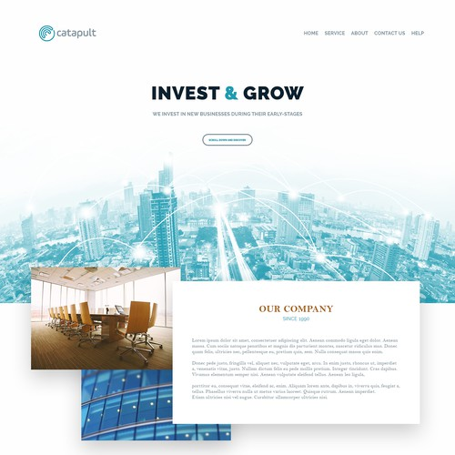 Catapult Web Design