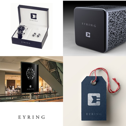 Concept for EYRING logo