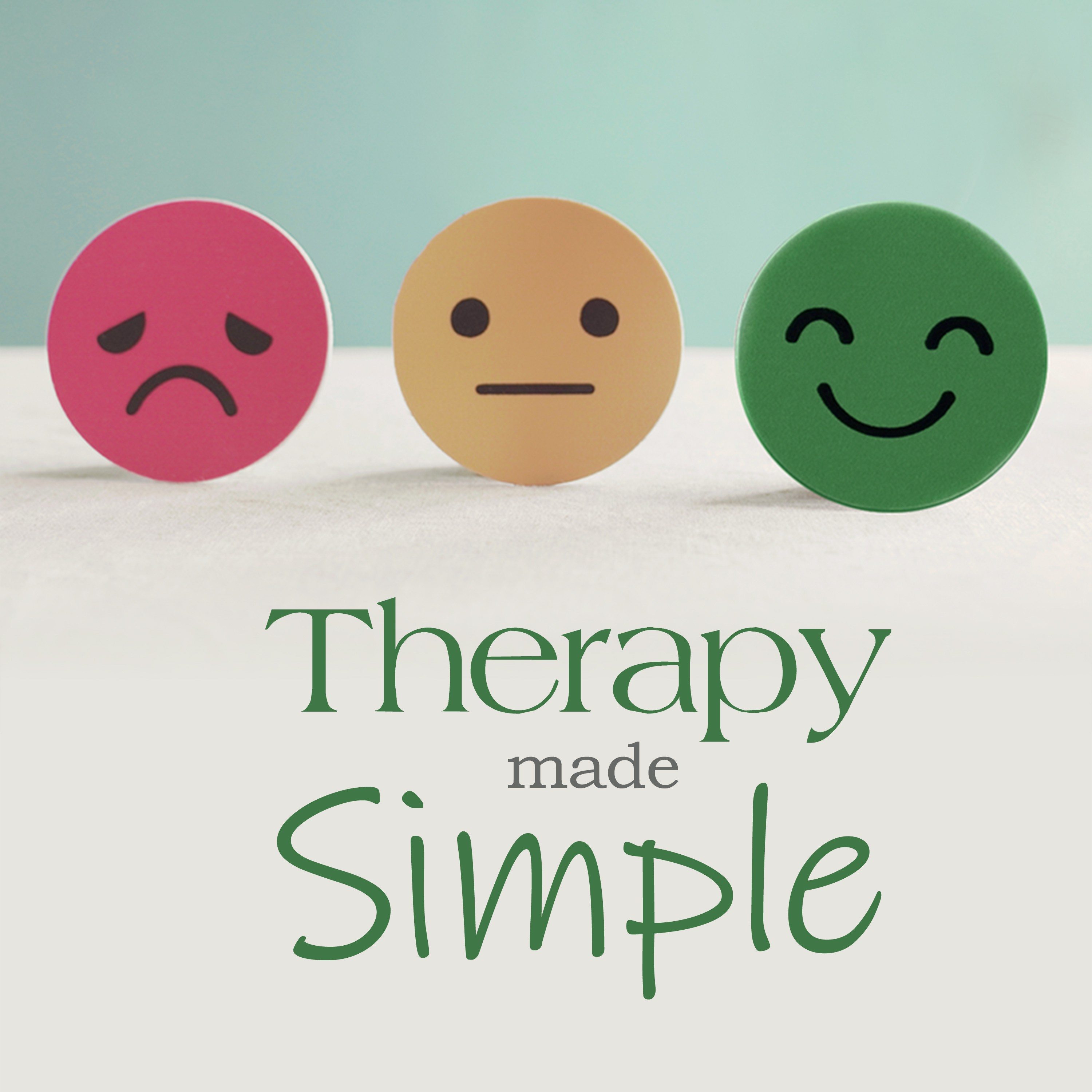 Therapy Made Simple podcast art