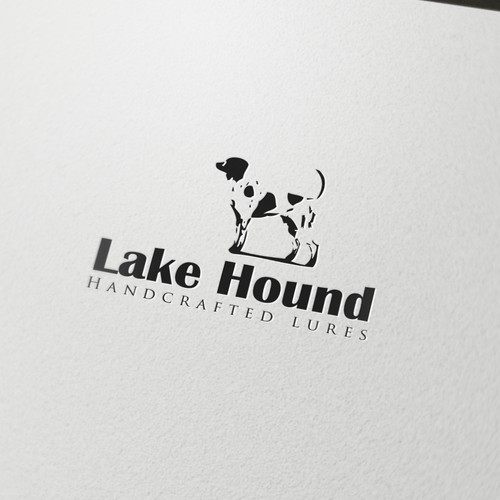 logo for Lake Hound