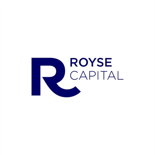 Logo concept for an investment banking firm