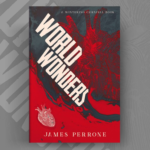 Book cover - World Wonders