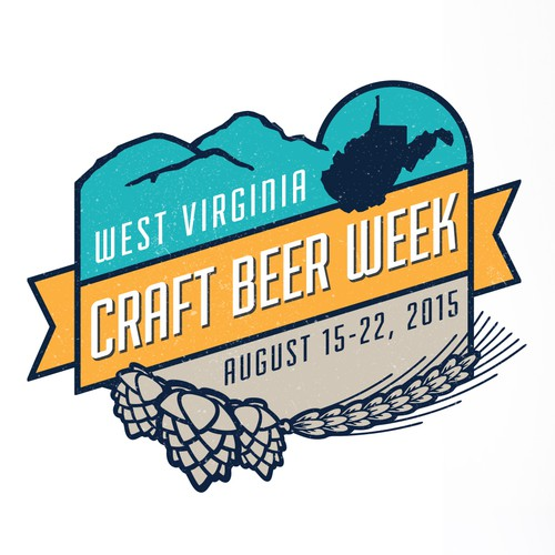 West Virginia Craft Beer Week - Logo