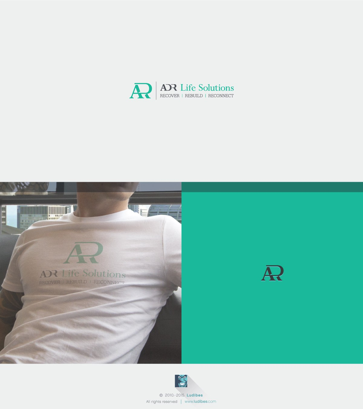 Logo Design Project for ADR Life Solutions
