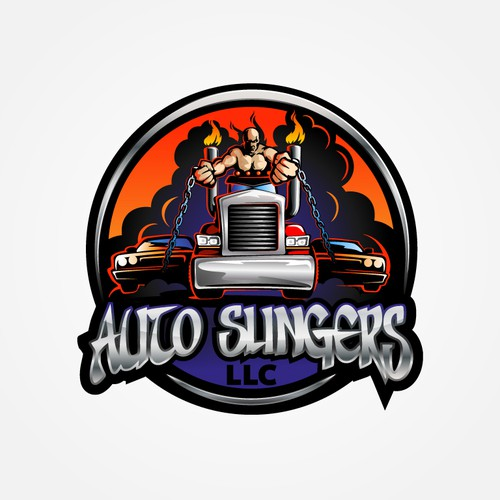 Logo for Auto Slingers LLC