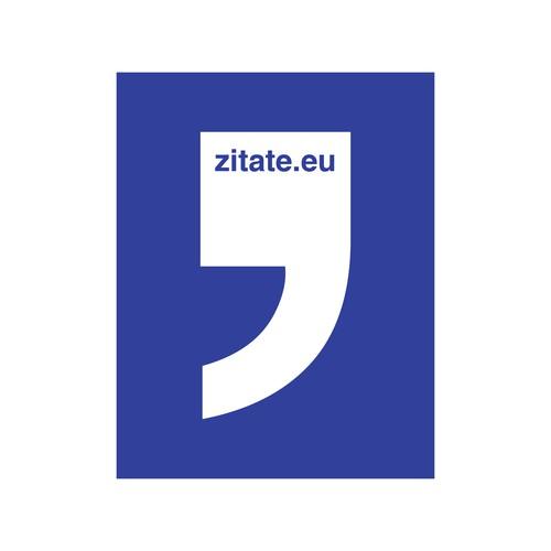 Logo für Zitate-Webseite