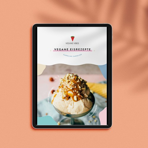 Fun Vegan Ice Cream Recipe Book