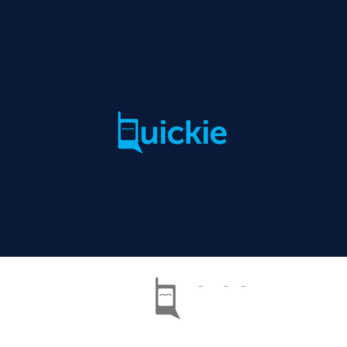 Logo concept for Quickie