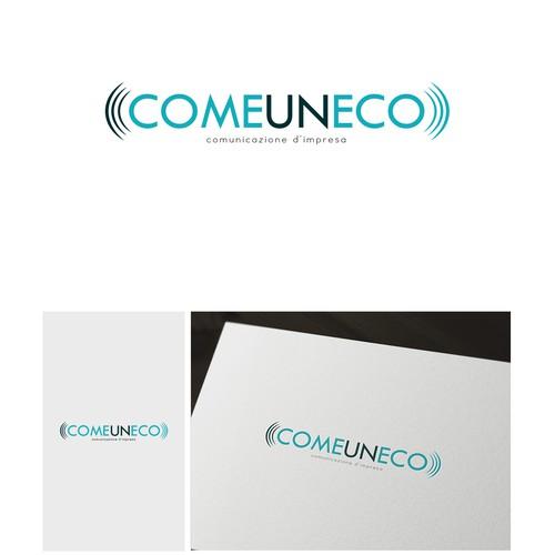 nuovo logo design per start up di comunicazione d'impresa - new logo for communication start up