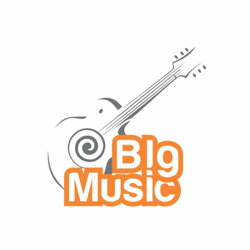 Big Music Logo Redesign