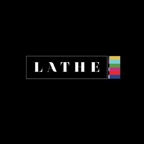 Lathe Photography logo concept