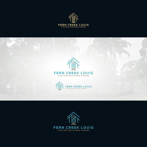Logo for residential real estate