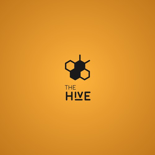 Logo for launch of Innovation Lab The Hive