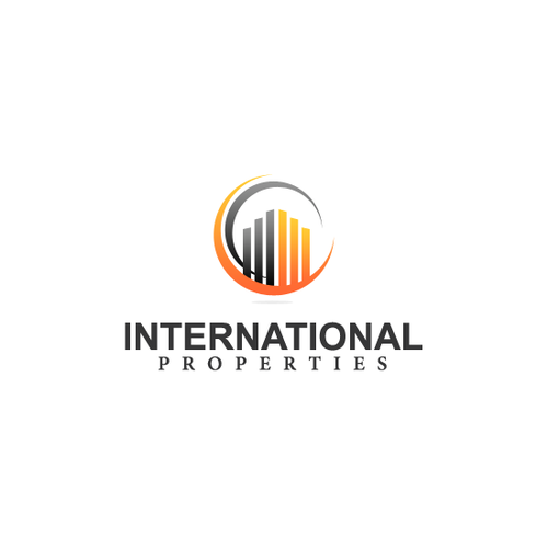Logo Design for an International Real Estate Company