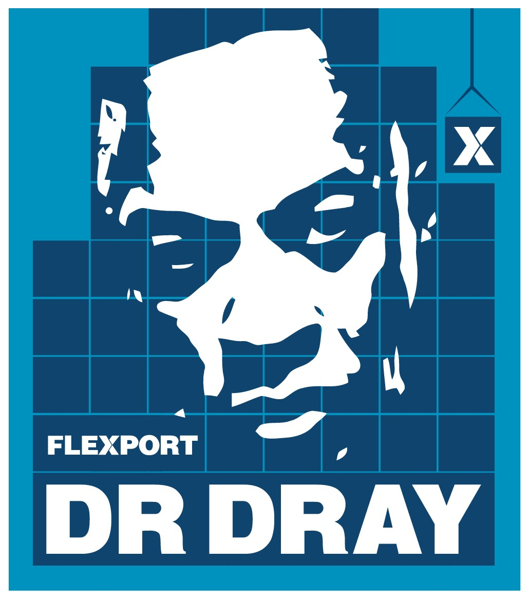 Design trucker inspired Dr Dray t-shirt for logistics technology company