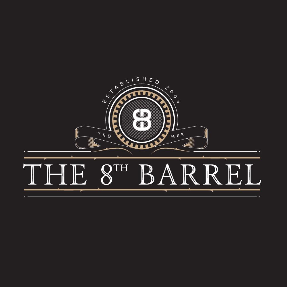 Design an elegant logo for a new high quality wine.