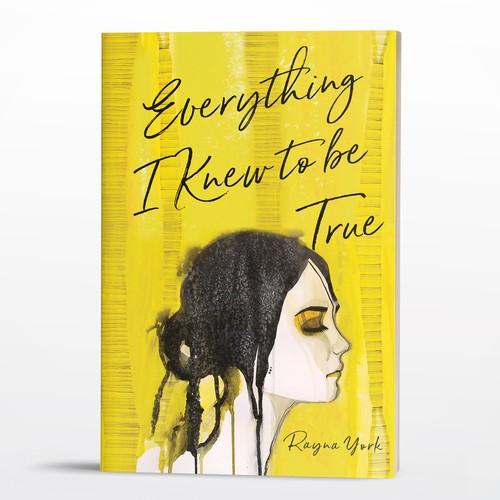 Artsy concept for a YA novel for girls