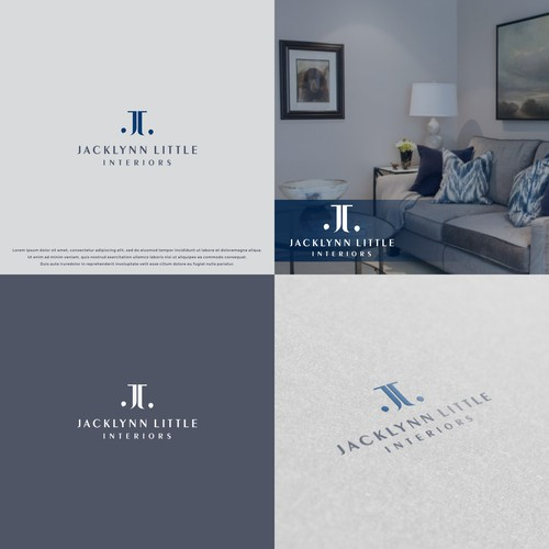 Luxury Logo for Interior designer