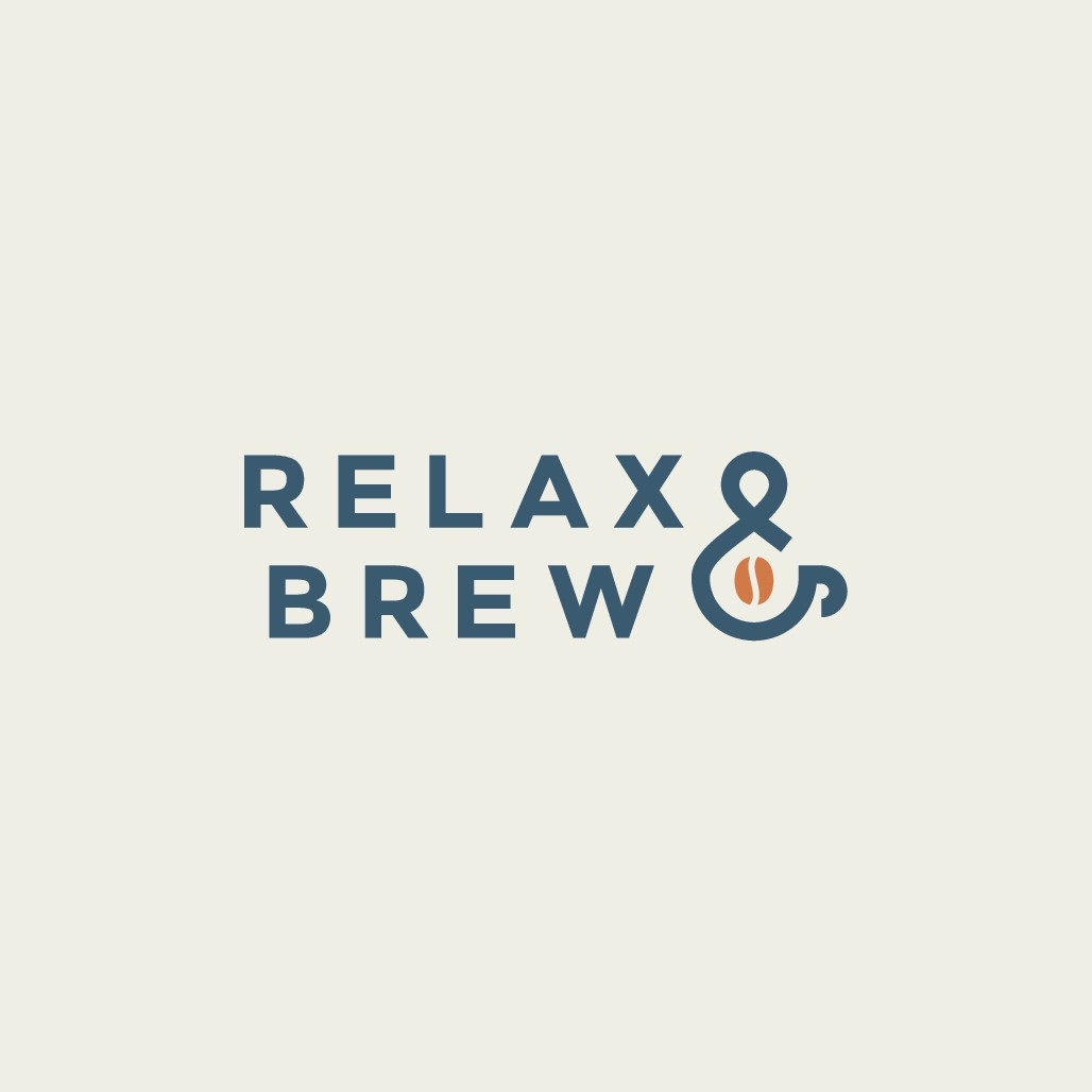 Create logo and brand guidelines for coffee and tea company supporting mental health.