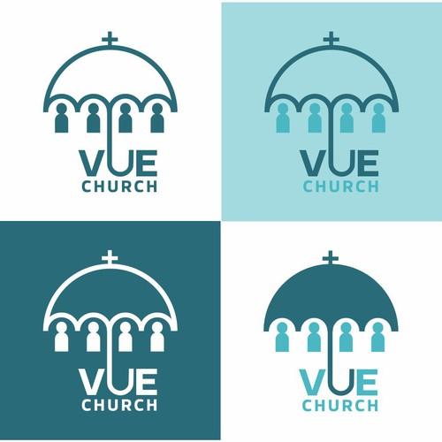 VUE CURCH LOGO